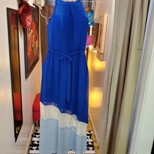 NWT Amy Byer girls maxi dress 👗